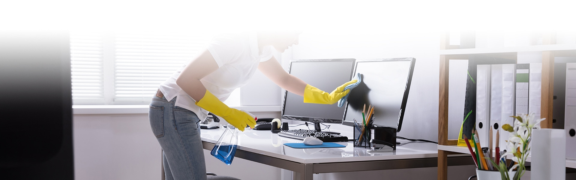 Firma Zschunke GmbH reinigt ihre Büroräume