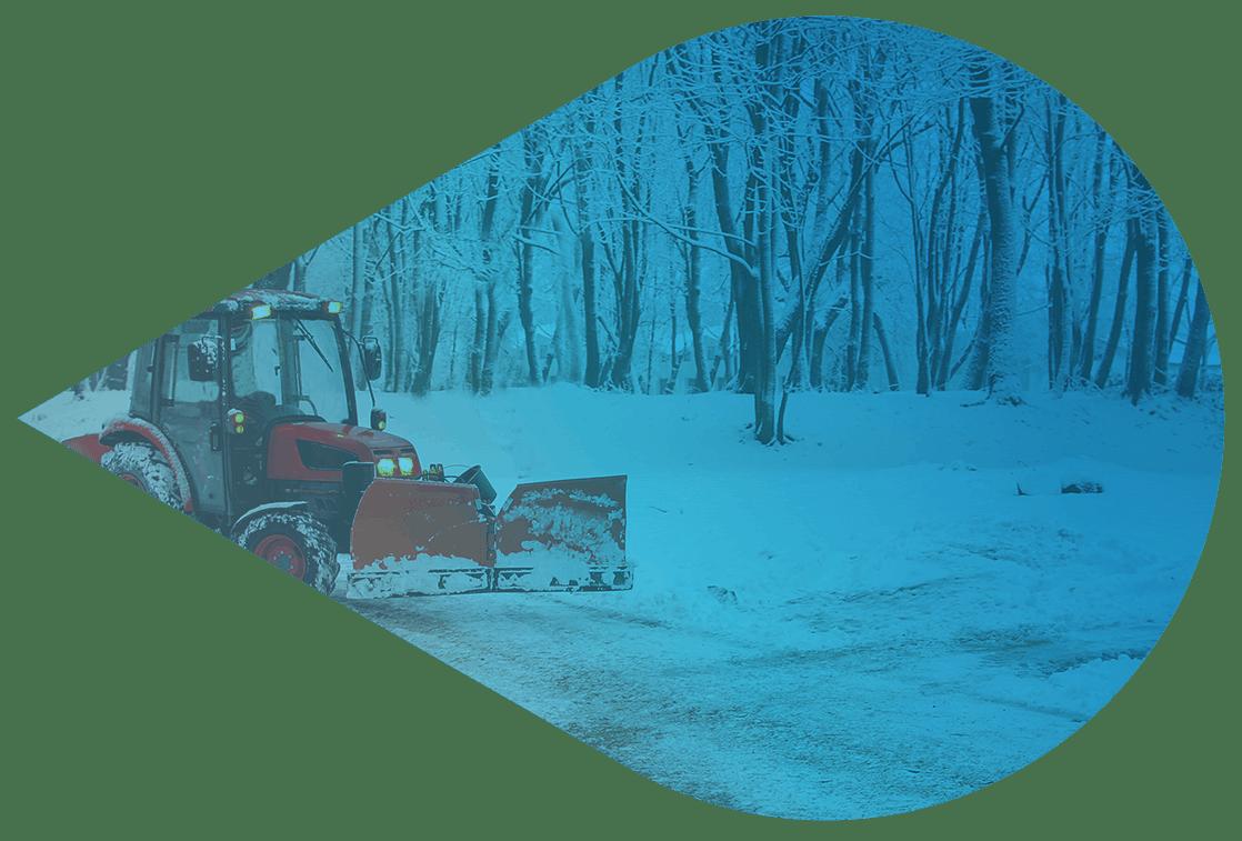 Winterdienst und Schneeberäumung